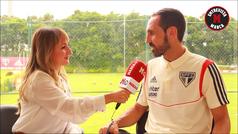 """Juanfran: """"Muchos equipos de Brasil podrían competir en Europa y luchar por títulos"""""""