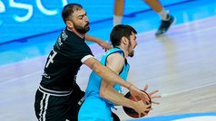 Liga ACB. Resumen Estudiantes 83-80 Obradoiro