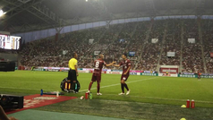Iniesta debuta con el Vissel Kobe