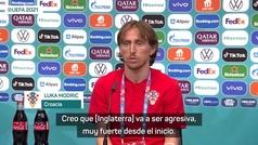 """El cabreo de Modric: """"La arrogancia no sale de los jugadores, sino de los periodistas..."""""""