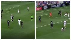 Di Higuaín a Higuaín y marco porque me toca: Pase de fantasía de Federico y gol de Gonzalo