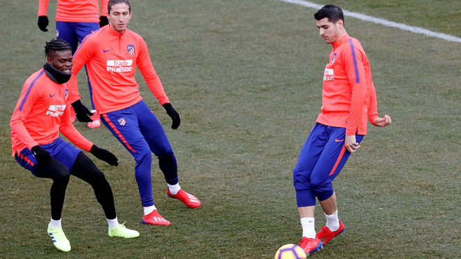 Nehuén Pérez reforzará al Atlético en la segunda vuelta