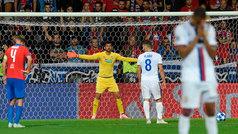 Champions League (J1): Resumen y goles del Viktoria Plzen 2-2 CSKA Moscú