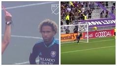 La tanda más loca de la historia de la MLS con un expulsado y un final sorpresa