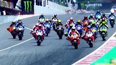 Márquez llevará un casco especial en el GP de Catalunya.