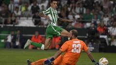 Europa League (J2): Resumen y goles del Betis 3-0 F91 Dudelange