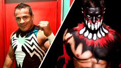 Vemon divide a Volador Jr y Finn Balor