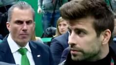 """Javier Ortega Smith (Vox): """" A Piqué no le saludo ni hoy, ni ayer, ni nunca"""""""