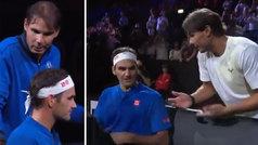 """Sólo Nadal puede hacer de entrenador y dar consejos a Federer: """"Ve a por él o esto se acaba"""""""