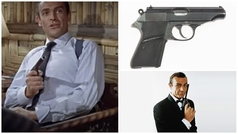 Pagan 256.000 dólares por una pistola de James Bond