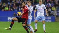 LaLiga 123 (J14): Resumen y goles del Zaragoza 2-2 Mallorca