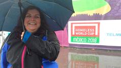 Laura Flores, la aficionada mexicana que ha viajado a todas las HWC desde 2015