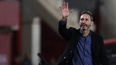 """Vicente Moreno: """"No ha sido nuestro mejor partido de la temporada"""""""