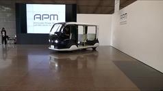 El Toyota APM, un vehículo móvil para los Juegos Olímpicos y Paralímpicos de 2020