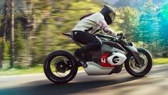 BMW Vision DC Roadster, una espectacular naked... ¡eléctrica!