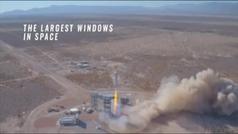 Viajar al espacio a cambio de 200.000 dolares
