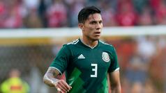 """Carlos Salcedo: """"Tenía la ilusión de que Almeyda fuera el técnico de la selección"""""""