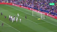 El triplete de Messi ante el PSV con el que supera a Cristiano