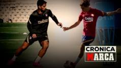 Crónica MARCA: Luis Suárez vs Griezmann