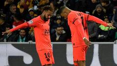 Resumen y goles del Saint-Ètienne 0-4 PSG