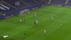Gol de Vieira (1-0) en el Oporto 2-0 Olympiacos