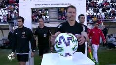 Copa del Rey (segunda ronda): Resumen y goles del Murcia 0-4 Leganés