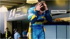 El emotivo vídeo de Renault para anunciar el fichaje de Alonso