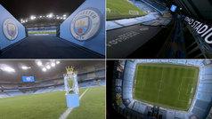 Si te gustan las imágenes del nuevo Bernabéu, tienes que ver estas del estadio del City