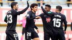 Copa del Rey (1/32 final): Resumen y goles de la Cultural 1-2 Granada