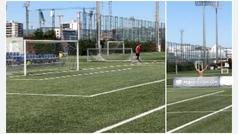 Tampoco gustará a los madridistas: gol olímpico de Mirotic... y celebración a lo Messi