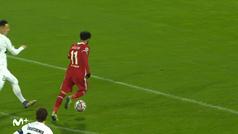 Gol de Salah (0-1) en el Midtjylland 1-1 Liverpool