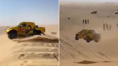 Así hay que pasar la duna de Alonso