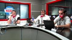 Javier Guillén, comentarista ideal en Radio MARCA
