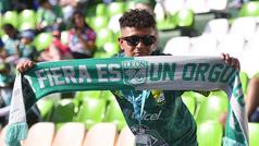El León consigue la meta y logra llenar su estadio de forma virtual