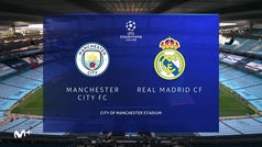 Champions League (octavos, vuelta): Resumen y goles del Manchester City 2-1 Real Madrid