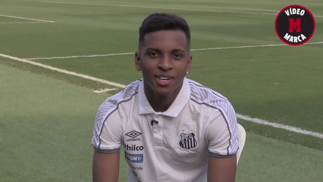 Ze Roberto: Rodrygo Can Succeed At Real Madrid