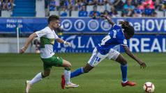 LaLiga 123 (J6): Resumen y goles del Oviedo 1-1 Elche