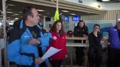 Grandvalira pone a prueba el dispositivo de emergencias de las Finales de la Copa del Mundo