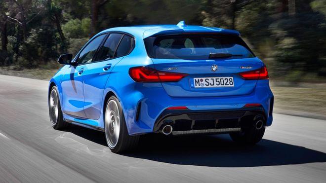 Así es el nuevo BMW Serie 1 — Diferente