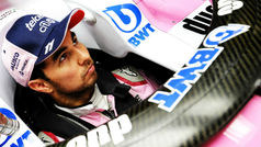 Checo Pérez renueva por un año con Racing Point Force India