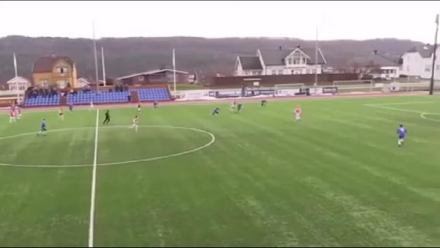 El primo de Haaland asusta en Noruega: 64 goles en 37 partidos. Así golea Albert Braut Tjåland