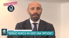 """Monchi: """"La vuelta de Ramos al Sevilla nunca fue una opción"""""""