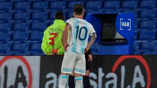 Argentina - Paraguay | Eliminatoria Mundial 2022: Messi y Argentina se  estrellan con el muro paraguayo y con el VAR | Marca.com