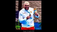 El judoca Ángel Parra nos habla de los mundiales de judo