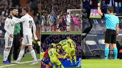 Conoce las nuevas reglas del fútbol en dos minutos