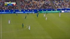 Apareció el de siempre: Paolo Guerrero anotó el 1-1 tras una genial carrera