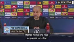 """Guardiola: """"Algunos equipos importantes están en dificultades"""