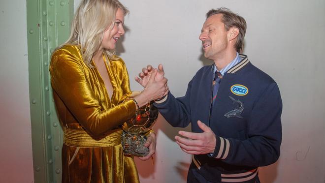 Ballon dOr winner Ada Hegerberg brushes off sexist