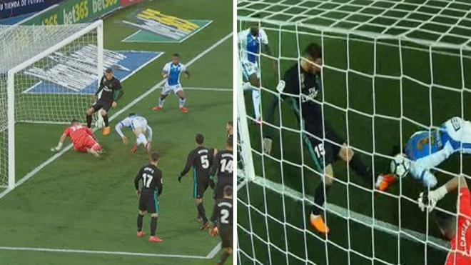 Leganés Vs Real Madrid Benzema Bale Y Ahora Isco Asensio Los