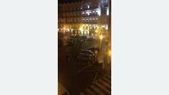 La policía detiene a seis aficionados del Celtic en Valencia